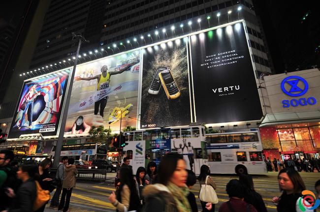 Biển quảng cáo góp phần quảng bá rộng rãi hình ảnh và thương hiệu đến gần hơn với khách hàng.