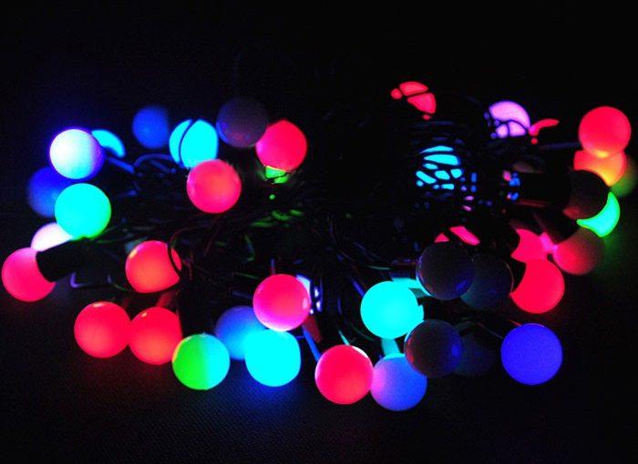 đèn led chiếu sáng biển quảng cáo