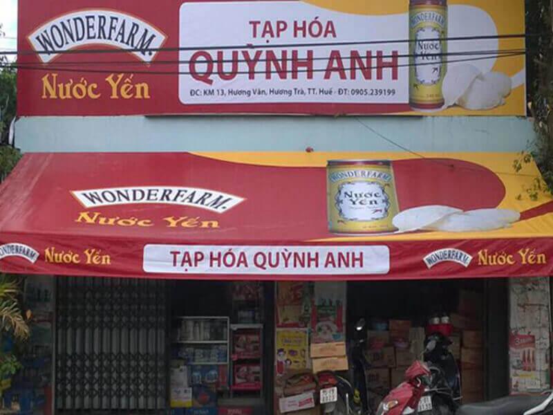 Tiệm tạp hóa là một loại cửa hàng tạp hóa có một lượng mặt hàng rất lớn