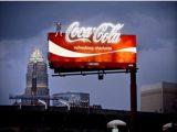 Thiết kế, thi công hộp đèn quảng cáo ngoài trời