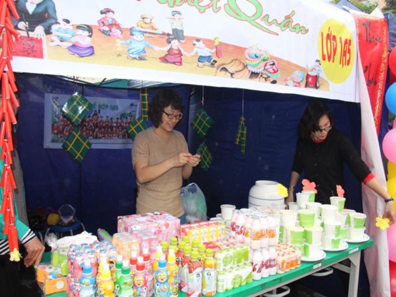 Hội chợ là một hoạt động gắn liền với bản chất thương mại