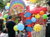 Làm thế nào để có gian hàng hội chợ tuổi thơ ấn tượng nhất