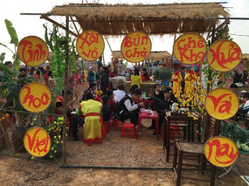 Các lưu ý khi tổ chức hội chợ quê