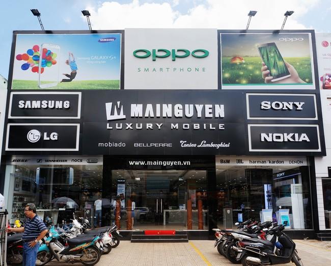 Đến Sao Hà Nội làm biển quảng cáo