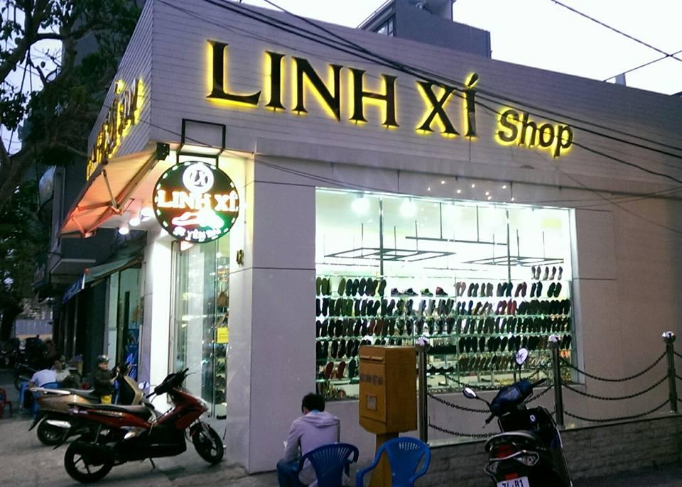 mẫu biển quảng cáo shop thời trang