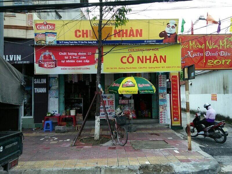 Làm biển quảng cáo tạp hóa ở đâu uy tín, chuyên nghiệp tai Hà Nội