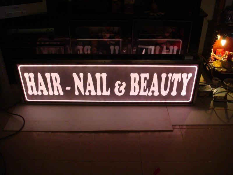 Những tiêu chí cơ bản để có một mẫu biển quảng cáo nail đẹp