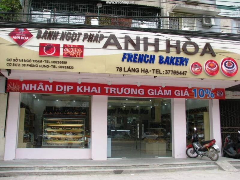 Sao Hà Nội chuyên làm mẫu biển quảng cáo bánh sinh nhật đẹp