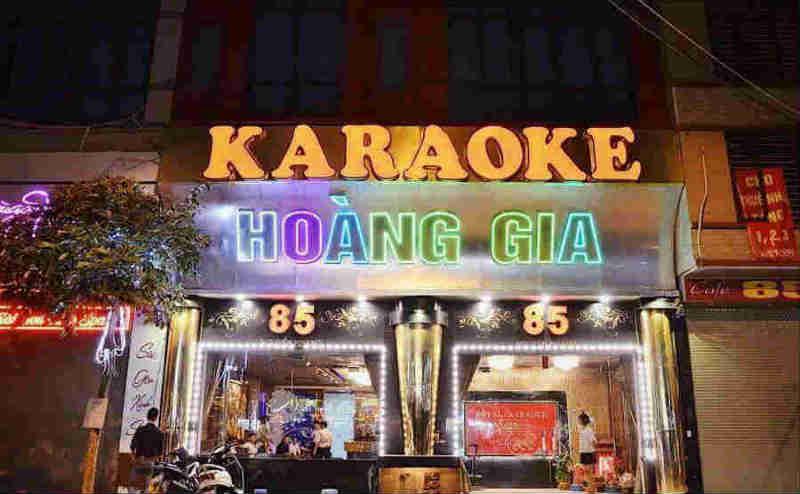 biển led karaoke5