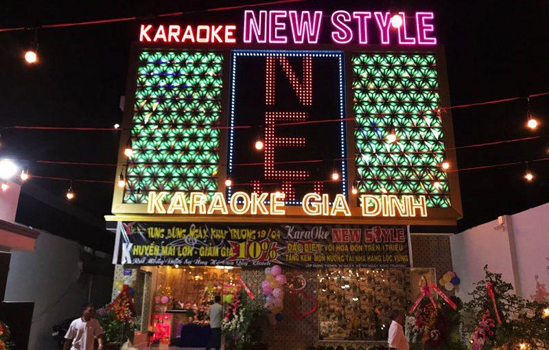 biển led karaoke3