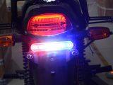 Tầm quan trọng của đèn led biển số xe máy