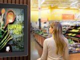Nielsen: DOOH giúp tăng doanh thu tại điểm bán